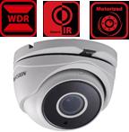 Camera HIKVISION HD-TVI DS-2CE56F7T-IT3Z