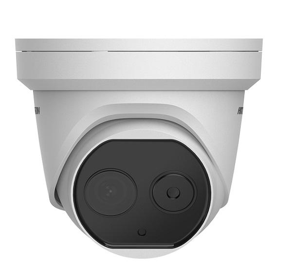 DS-2TD1217B-3/PA(B) Camera AI nhận diện cơ thể người, hỗ trợ đo cùng lúc lên đến 30 người
