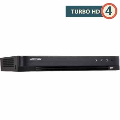DS-7204HTHI-K1 (S) Đầu ghi Hybrid TVI-IP 4K hỗ trợ HDTVI/HDCVI/AHD/CVBS và IP camera 8MP