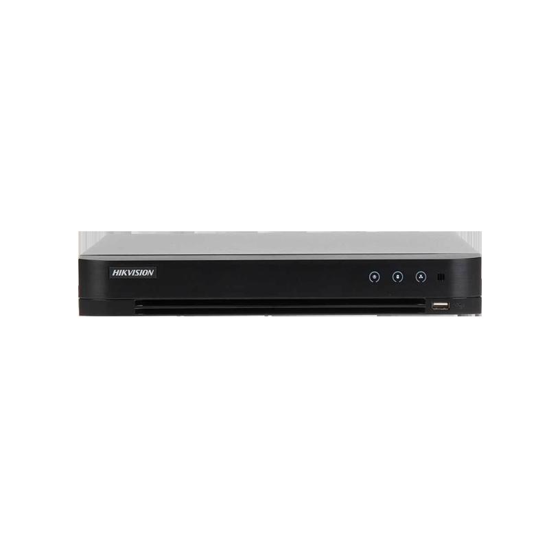 DS-7216HGHI-K2 Đầu ghi hình HIKVISION 16 kênh Turbo HD 3.0 DVR  ( vỏ sắt )