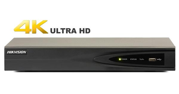 DS-7604NI-K1(B) Đầu ghi hình camera HIKVISION IP 4 kênh giá rẻ