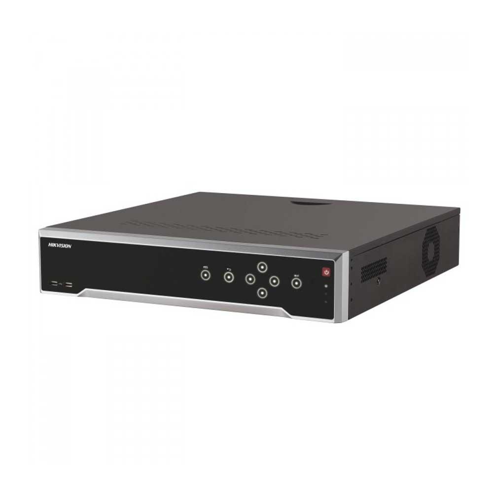 DS-7732NI-I4/16P(B) Đầu ghi hình IP Ultra HD 4K 32 kênh.H.265+/H.265/H.264+/H.264/MPEG4