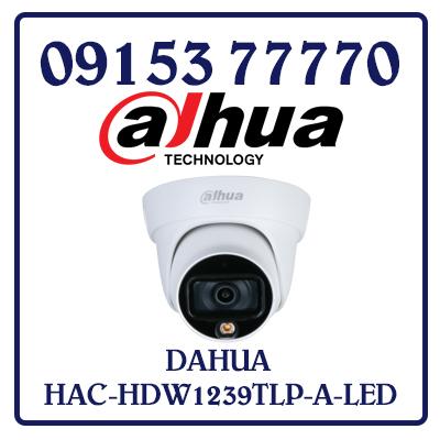 HAC-HDW1239TLP-A-LED Camera Dahua HDCVI 2.0MP Giá Rẻ Nhất