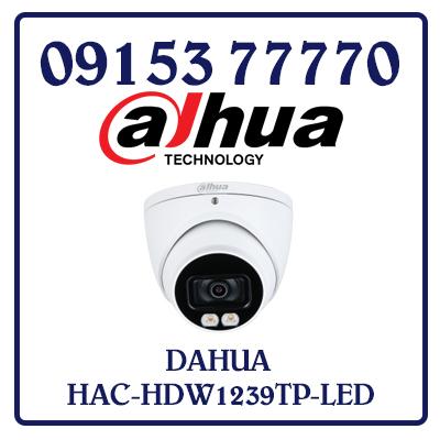 HAC-HDW1239TP-LED Camera Dahua HDCVI 2.0MP Giá Rẻ Nhất