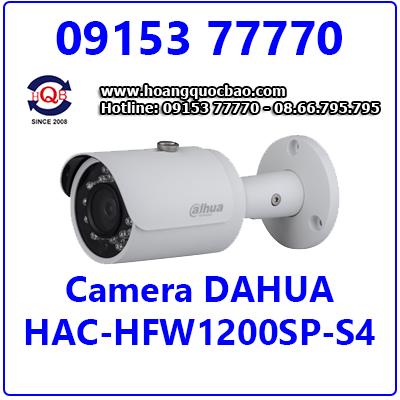 HAC-HFW1200SP-S4 Camera DAHUA HAC-HFW1200SP-S4 Giá Rẻ Nhất