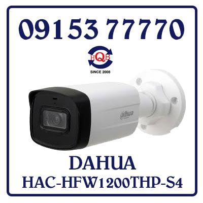 HAC-HFW1200THP-S4 Camera DAHUA HAC-HFW1200THP-S4 Giá Rẻ