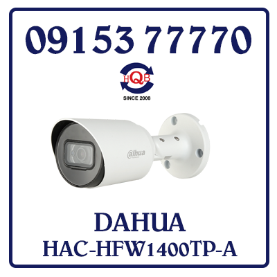 HAC-HFW1400TP-A Camera DAHUA HAC-HFW1400TP-A Giá Rẻ