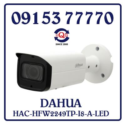 HAC-HFW2249TP-I8-A-LED Camera DAHUA IP HAC-HFW2249TP-I8-A-LED Giá Rẻ