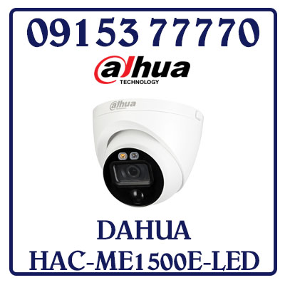 HAC-ME1500E-LED Camera DAHUA HDCVI HAC-ME1500E-LED Giá Rẻ