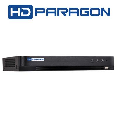 HDS-7208TVI-K1S Đầu ghi hình HDPARAGON 4MP Lite HD-TVI H.265 Pro+.