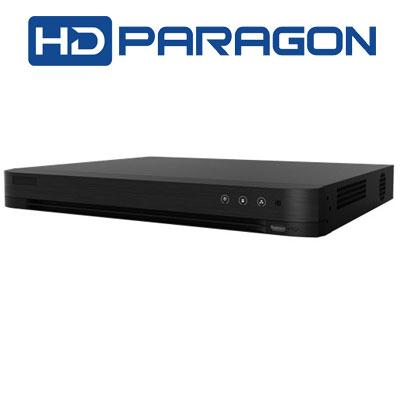 HDS-7216QTVI-HDMI/K Đầu ghi hình HDPARAGON 1080P Lite H.265 Pro+ 16 kênh,  1 SATA