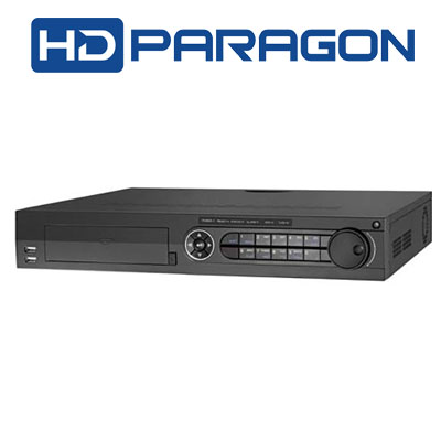 HDS-7308FTVI-HDMI/K Đầu ghi hình 4K chuẩn H.265 PRO+. 4 SATA