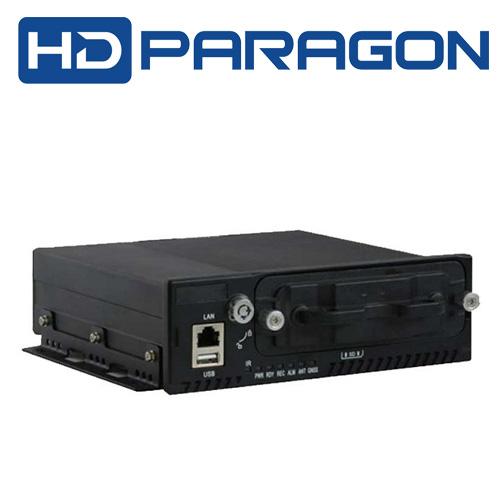 HDS-M5504HNI Đầu ghi IP PoE di động chuyên dùng trên xe