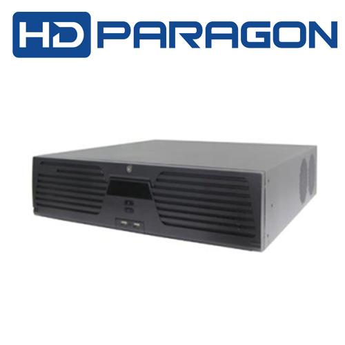 HDS-N9616I-8HD/8F Đầu ghi hình 16 kênh 4K thông minh tích hợp trí tuệ nhân tạo (DeepinMind)