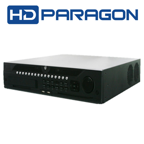 HDS-N9664I-4K/8HD Đầu ghi hình IP xuất hình Ultra HD 4K 32/64 kênh.