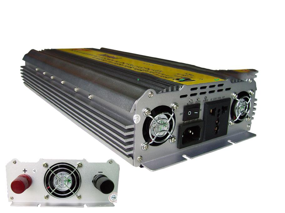 INVERTER- KÍCH ĐIỆN 24VDC SANG 220VAC MEIND1000W (1800VA-MIH10)