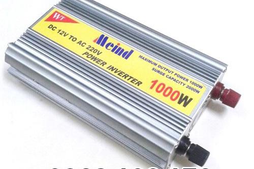 INVERTER KÍCH ĐIỆN 1000W- 12VDC SANG 220VAC