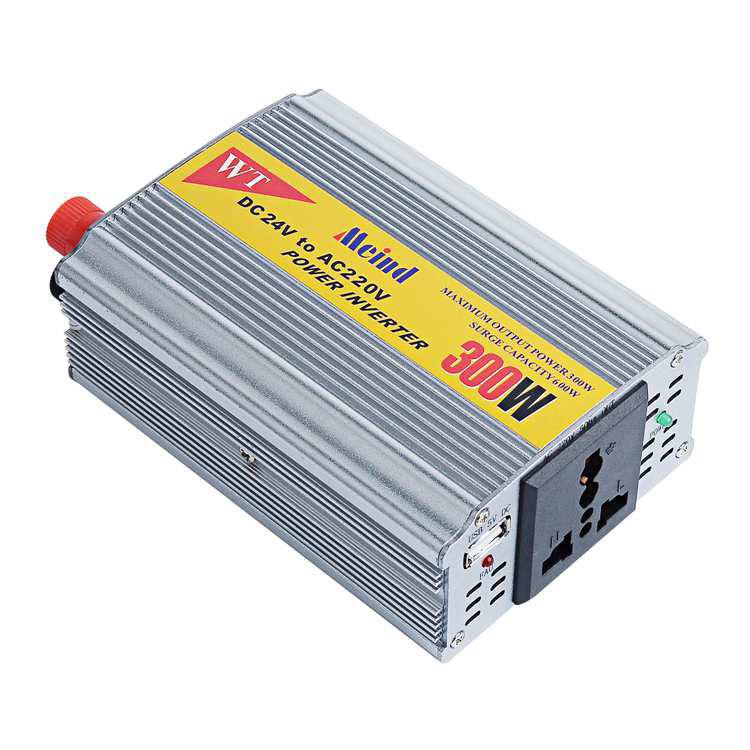 INVERTER MEIND BỘ KÍCH ĐIỆN 24VDC LÊN 220VAC 300W24V