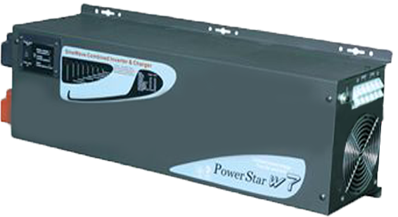 INVERTER POWER STAR W7 - 5000W /24V LCD