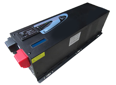 INVERTER POWER STAR W7 - 5000W /48V LCD