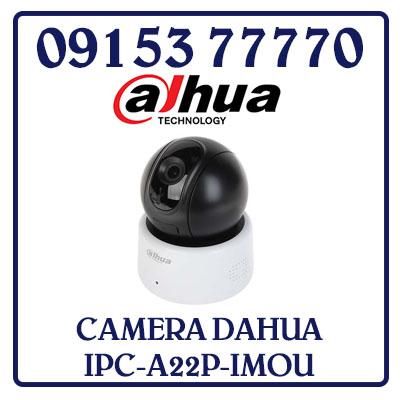 IPC-A22P-IMOU Camera DAHUA IP Wifi 2.0MP IPC-A22P-IMOU Giá Rẻ
