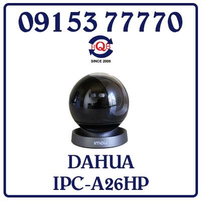 IPC-A26HP Camera DAHUA IP IPC-A26HP Giá Rẻ Tặng Thẻ Nhớ 32GB