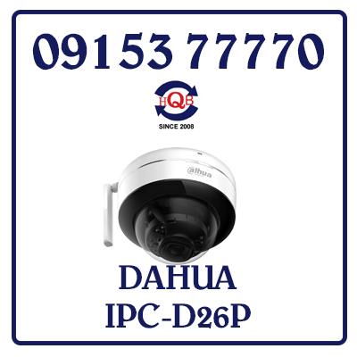IPC-D26P Camera DAHUA IP IPC-D26P Giá Rẻ