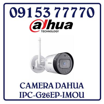IPC-G26EP-IMOU Camera DAHUA IP Wifi 2.0MP IPC-G26EP-IMOU Giá Rẻ