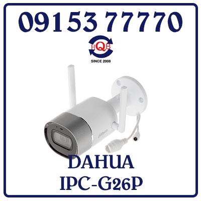IPC-G26P Camera IP DAHUA IPC-G26P Giá Rẻ