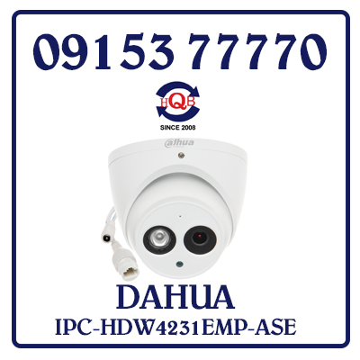 IPC-HDW4231EMP-ASE Camera DAHUA IP IPC-HDW4231EMP-ASE Giá Rẻ
