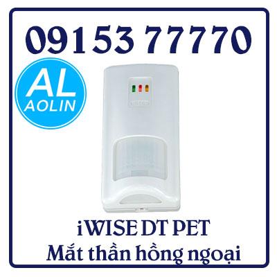 iWISE DT PET Mắt thần hồng ngoại loại trừ súc vật 45 KG (Lắp trong nhà)