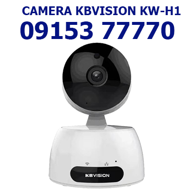 KBWIN KW-H1 - Camera IP Wifi KBVISION