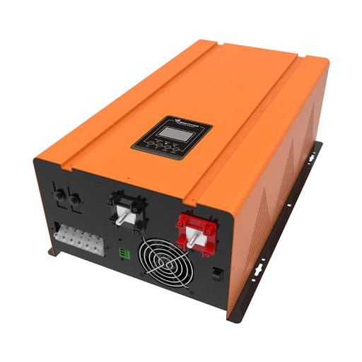 KÍCH ĐIỆN SIN CHUẨN 6000W / 24V LCD INVERTER POWER RP