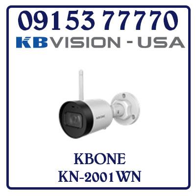 KN-2001WN Camera KBONE IP Wifi Không Dây 2.0MP Giá Rẻ Nhất