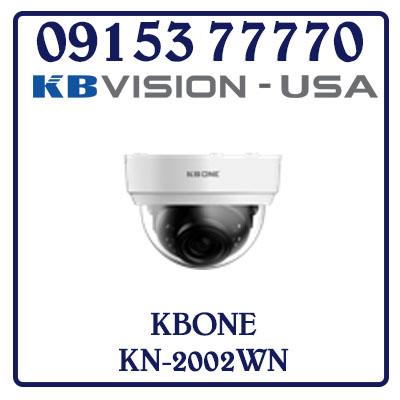 KN-2002WN Camera KBONE IP Wifi Không Dây 2.0MP Giá Rẻ Nhất