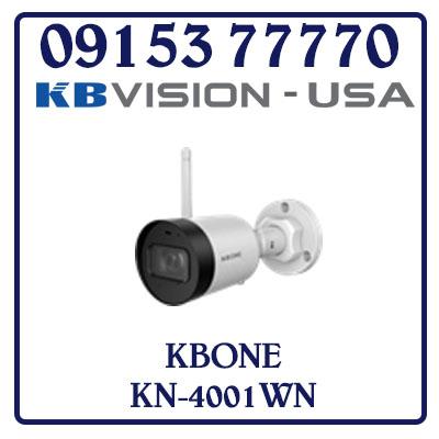 KN-4001WN Camera KBONE IP Wifi Không Dây 2.0MP Giá Rẻ Nhất