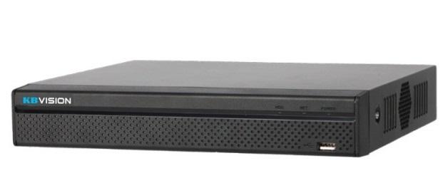 KX-C4K8108SN2 Đầu ghi hình camera IP 8 kênh KBVISION