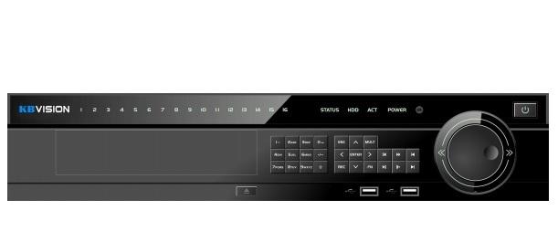 KX-C4K8432N2 ĐẦU GHI KBVISION IP ( HỖ TRỢ CAMERA LÊN ĐẾN 8.0MP)