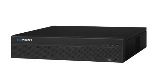 KX-E4K8832N4 ĐẦU GHI KBVISION IP ( HỖ TRỢ CAMERA LÊN ĐẾN 8.0MP)