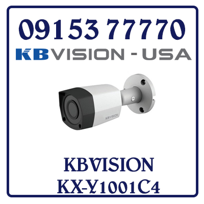 KX-Y1001C4 Camera KBVISION HD ANALOG Giá Rẻ