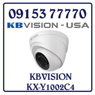 KX-Y1002C4 Camera KBVISION HD ANALOG Giá Rẻ