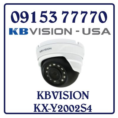 KX-Y2002S4 Camera KBVISION HD Analog Giá Rẻ