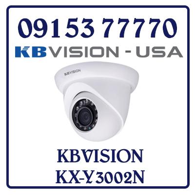 KX-Y3002N Camera KBVISION KX-Y3002N Giá Rẻ