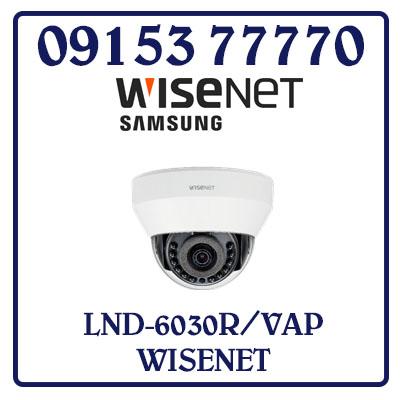 LND-6030R/VAP Camera SAMSUNG WISENET IP Dome Hồng Ngoại