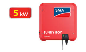 MÁY BIẾN TẦN - SMA SMA SB 5.0-1 AV-40 5KW, 1 PHA