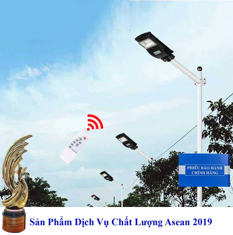 MD-6730 Đèn 30W - Đèn Năng Lượng Mặt Trời Liền Thể MD-6730 30W - Solar Light 30W