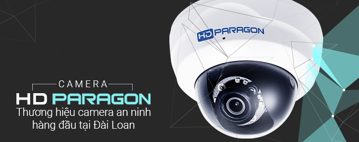 Nên mua camera HD Paragon ở đâu chính hãng, giá rẻ?