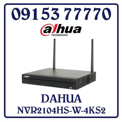 NVR2104HS-W-4KS2 Đầu Ghi Hình DAHUA IP NVR2104HS-W-4KS2 Giá Rẻ