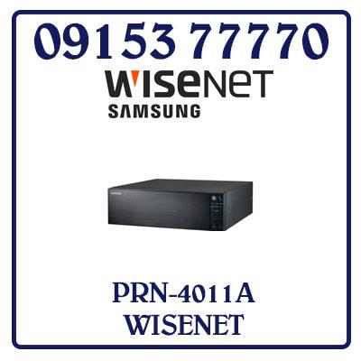 PRN-4011A Đầu Ghi Hình SAMSUNG WISENET IP Giá Rẻ