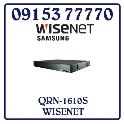 QRN-1610S Đầu Ghi Hình SAMSUNG WISENET IP Giá Rẻ